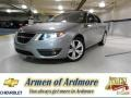 Granite Grey Metallic 2011 Saab 9-5 Turbo4 Sedan