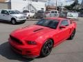 Race Red 2014 Ford Mustang Gallery