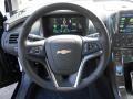 Jet Black/Dark Accents Steering Wheel Photo for 2013 Chevrolet Volt #83198182