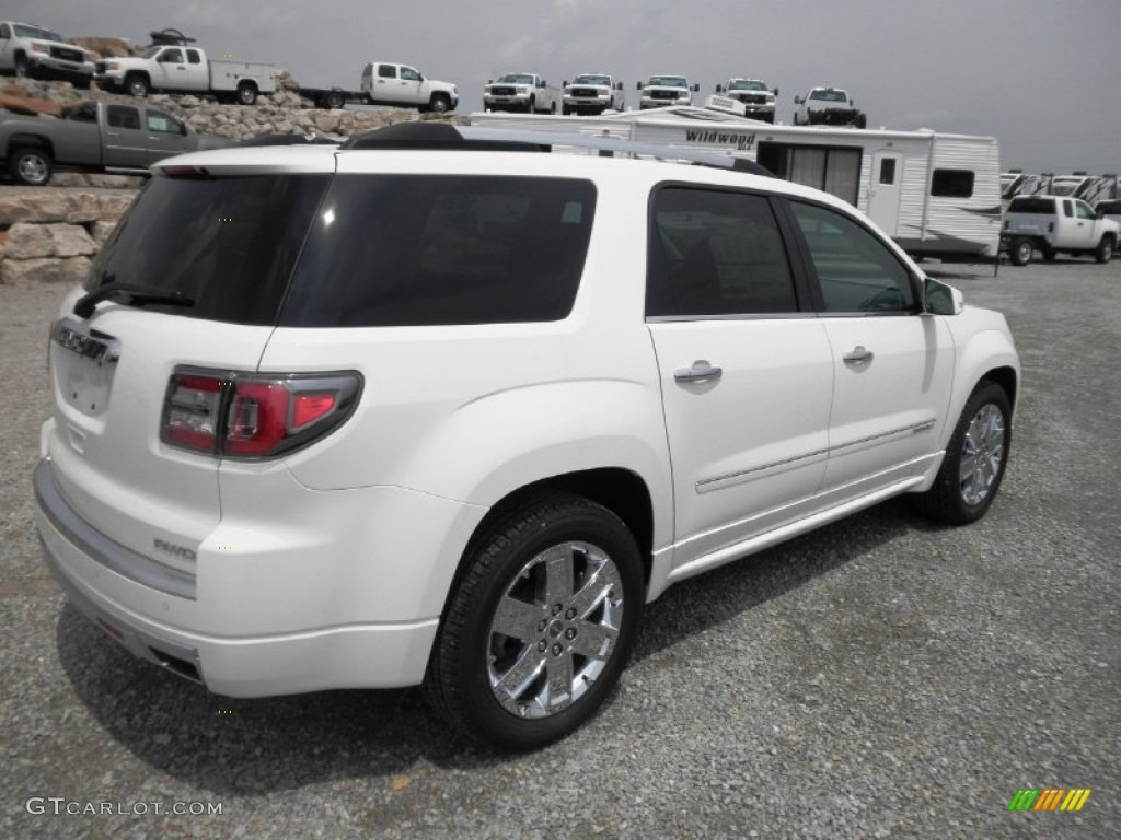2014 summit white gmc acadia denali awd 83170143 photo 35 car color galleries. Black Bedroom Furniture Sets. Home Design Ideas