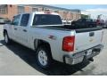 2013 Silver Ice Metallic Chevrolet Silverado 1500 LT Crew Cab 4x4  photo #4