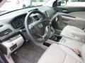 2013 Twilight Blue Metallic Honda CR-V EX-L AWD  photo #15