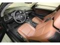 2009 BMW 1 Series Terracotta Interior Prime Interior Photo