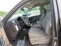 Cocoa/Dune Front Seat Photo for 2014 GMC Sierra 1500 #83221990