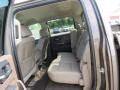 Cocoa/Dune Rear Seat Photo for 2014 GMC Sierra 1500 #83222015