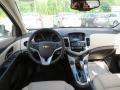 Dashboard of 2014 Cruze Diesel