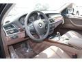 Tobacco 2013 BMW X5 Interiors