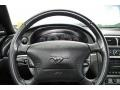 2004 Ford Mustang Medium Parchment Interior Steering Wheel Photo