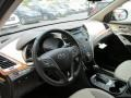 Beige 2013 Hyundai Santa Fe Interiors