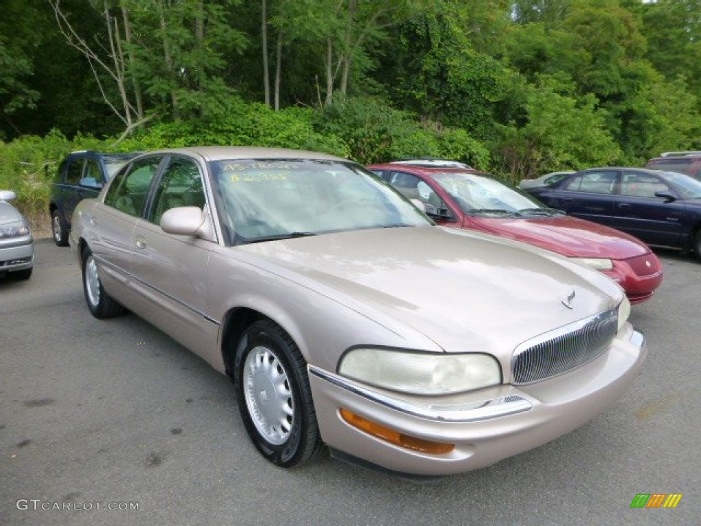 1998 Light Antelope Metallic Buick Park Avenue 83206034 Gtcarlot