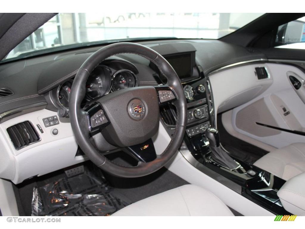 light titanium ebony interior 2012 cadillac cts v coupe. Black Bedroom Furniture Sets. Home Design Ideas