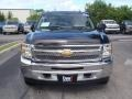2013 Black Chevrolet Silverado 1500 LT Crew Cab 4x4  photo #6