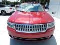 2008 Vivid Red Metallic Lincoln MKZ Sedan  photo #7