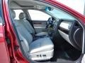 2008 Vivid Red Metallic Lincoln MKZ Sedan  photo #16