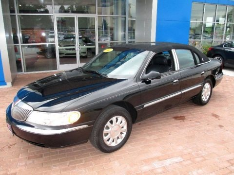 2001 lincoln continental data info and specs. Black Bedroom Furniture Sets. Home Design Ideas