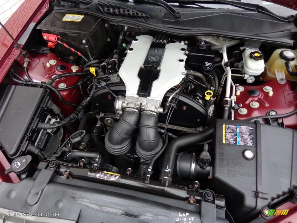 2003 cadillac cts sedan 3 2 liter