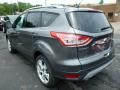 2014 Sterling Gray Ford Escape Titanium 2.0L EcoBoost 4WD  photo #4