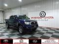 2013 Nautical Blue Metallic Toyota Tacoma V6 SR5 Prerunner Double Cab #83263186
