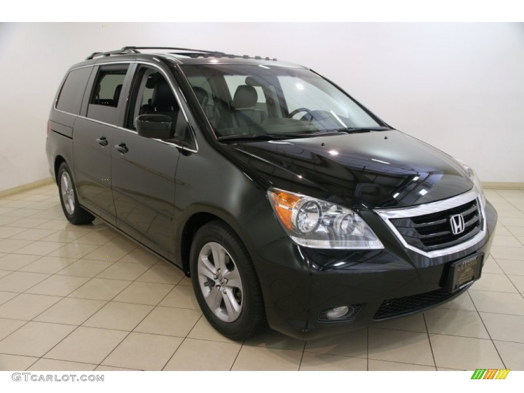 Awesome 2010 Odyssey Touring   Crystal Black Pearl / Black Photo #1