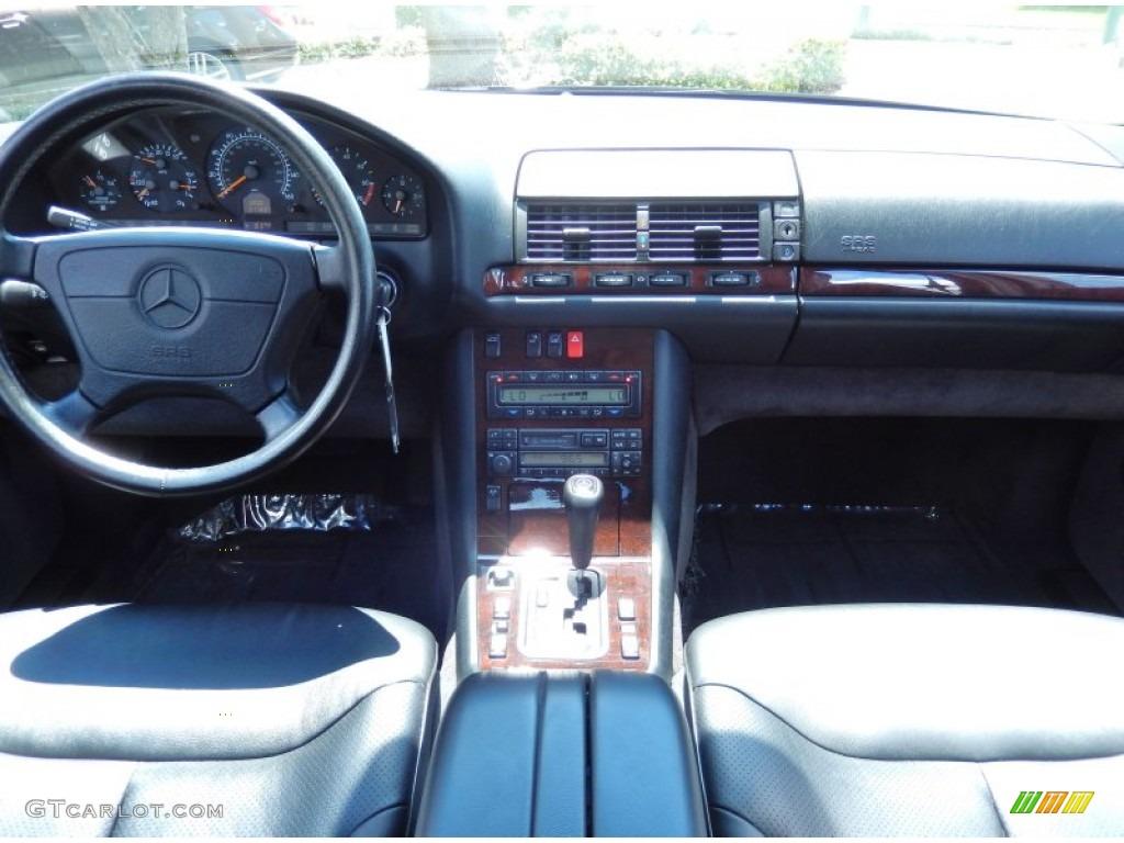 1998 mercedes benz s 420 sedan dashboard photos for Mercedes benz s 420