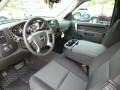 2013 Silver Ice Metallic Chevrolet Silverado 1500 LT Extended Cab 4x4  photo #17