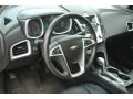 Jet Black Steering Wheel Photo for 2010 Chevrolet Equinox #83307293