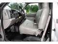 1999 Ford F350 Super Duty Medium Graphite Interior Front Seat Photo