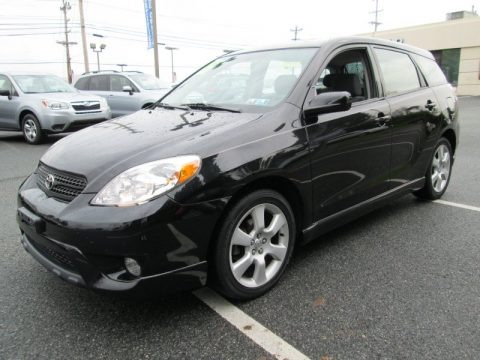 2005 toyota matrix xrs data info and specs. Black Bedroom Furniture Sets. Home Design Ideas