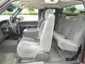 2003 Silverado 1500 LS Extended Cab Medium Gray Interior