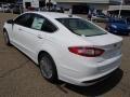 2013 Oxford White Ford Fusion SE 1.6 EcoBoost  photo #6