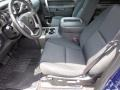 Ebony Front Seat Photo for 2013 Chevrolet Silverado 1500 #83353959