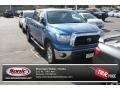 2008 Blue Streak Metallic Toyota Tundra TRD CrewMax 4x4  photo #1