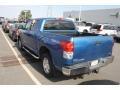 2008 Blue Streak Metallic Toyota Tundra TRD CrewMax 4x4  photo #3