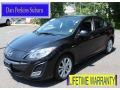 Black Mica 2010 Mazda MAZDA3 s Grand Touring 4 Door