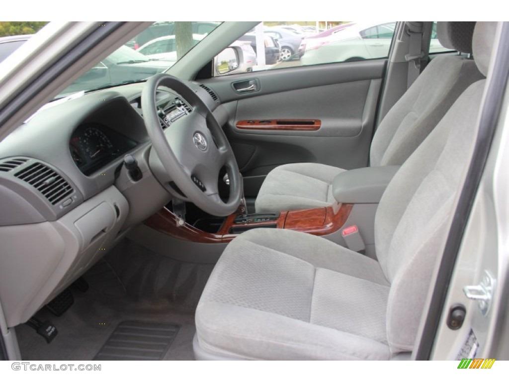 2004 Toyota Camry Xle Interior Photo 83368435 Gtcarlot Com