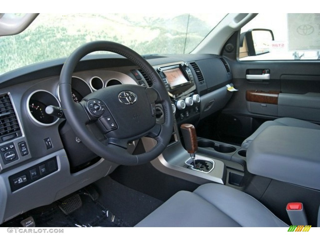 2013 Toyota Tundra Limited Double Cab 4x4 Interior Color ...