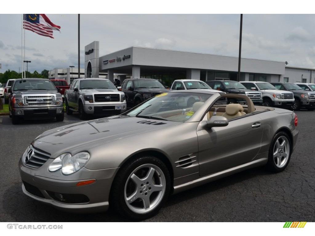 2003 mercedes benz sl 500 roadster exterior photos for Mercedes benz sl 500 2003
