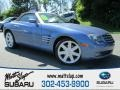 Aero Blue Pearlcoat 2005 Chrysler Crossfire Limited Roadster