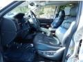Dark Slate Gray Front Seat Photo for 2002 Jeep Grand Cherokee #83396086
