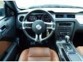 2014 Ford Mustang Saddle Interior Dashboard Photo