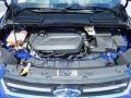 2014 Deep Impact Blue Ford Escape Titanium 1.6L EcoBoost  photo #11