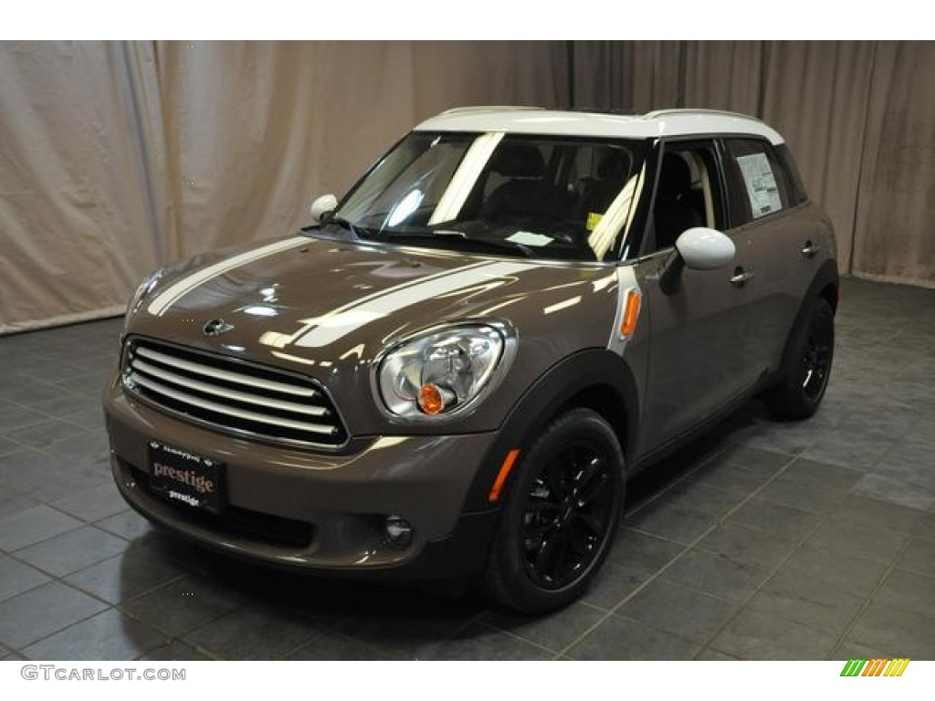 2013 Light Coffee Mini Cooper Countryman 83377167 Gtcarlotcom