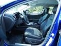 Charcoal Black Front Seat Photo for 2013 Ford Fusion #83400925