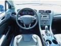 Charcoal Black Dashboard Photo for 2013 Ford Fusion #83400982