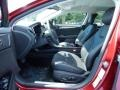 Charcoal Black Rear Seat Photo for 2013 Ford Fusion #83401249