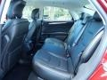 Charcoal Black Rear Seat Photo for 2013 Ford Fusion #83401276
