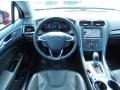 Charcoal Black Dashboard Photo for 2013 Ford Fusion #83401302