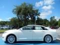 JZ - White Platinum Lincoln MKZ (2013)