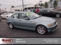 2002 Grey Green Metallic BMW 3 Series 330i Sedan #83378046