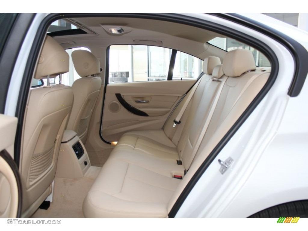 2013 BMW 3 Series 320i Sedan Interior Color Photos